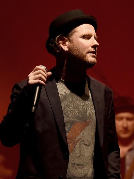 Corey Taylor é vocalista do Slipknot - Kevin Winter/Getty Images