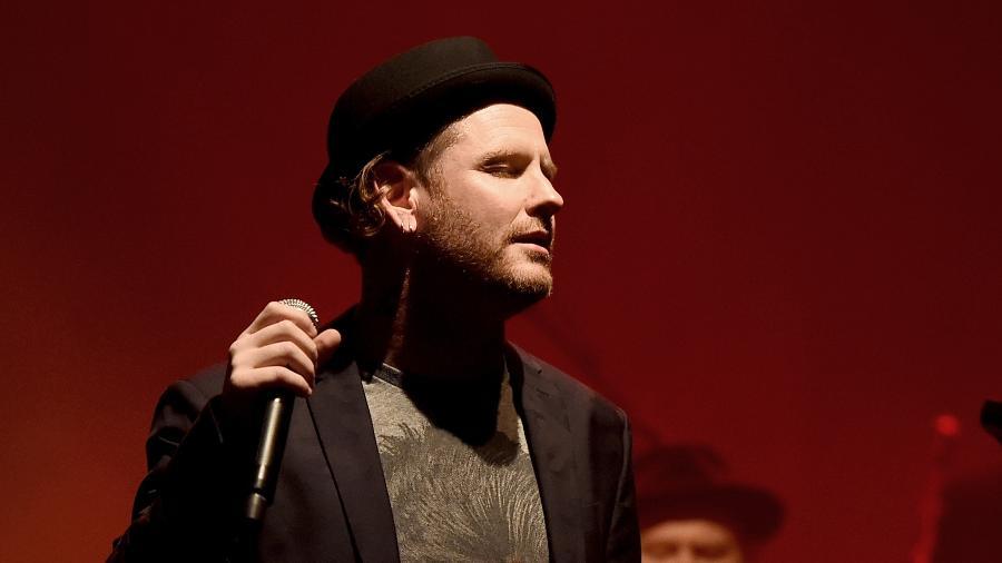 Corey Taylor é vocalista do Slipknot e do Stone Sour - Kevin Winter/Getty Images