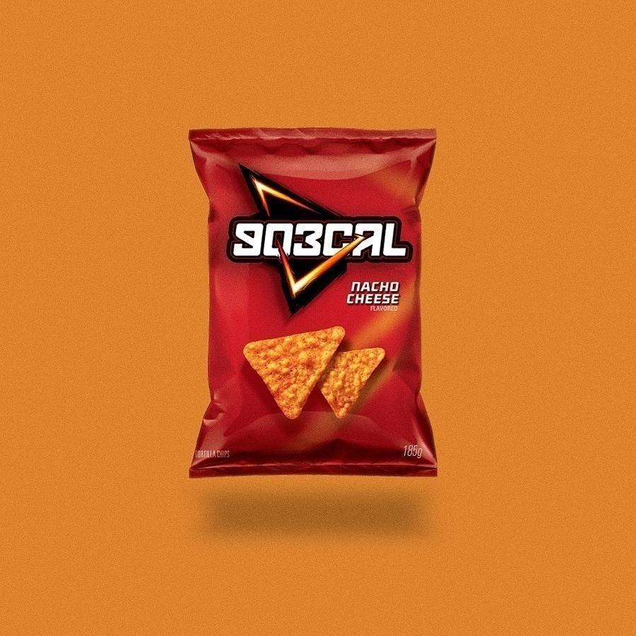 Os snacks também não escapam...