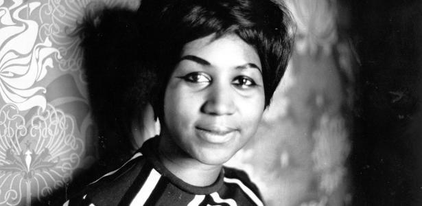 A cantora Aretha Franklin
