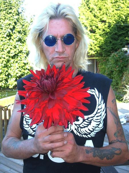 Randy Rampage, ex-vocalista do Annihilator e ex-baixista do D.O.A. - Reprodução/Facebook
