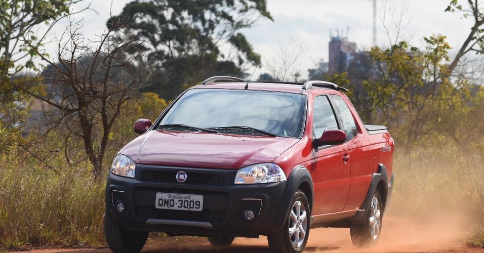 Fiat Strada CD 1.4