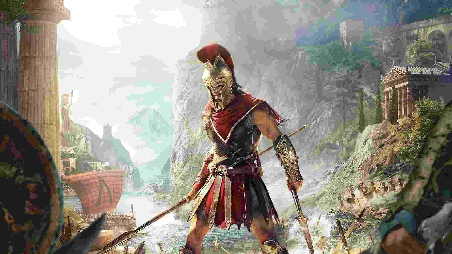 Assassin's Creed Odyssey - Reprodução