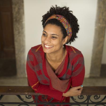 A vereadora Marielle Franco (PSOL) - Márcia Foletto/Agência O Globo