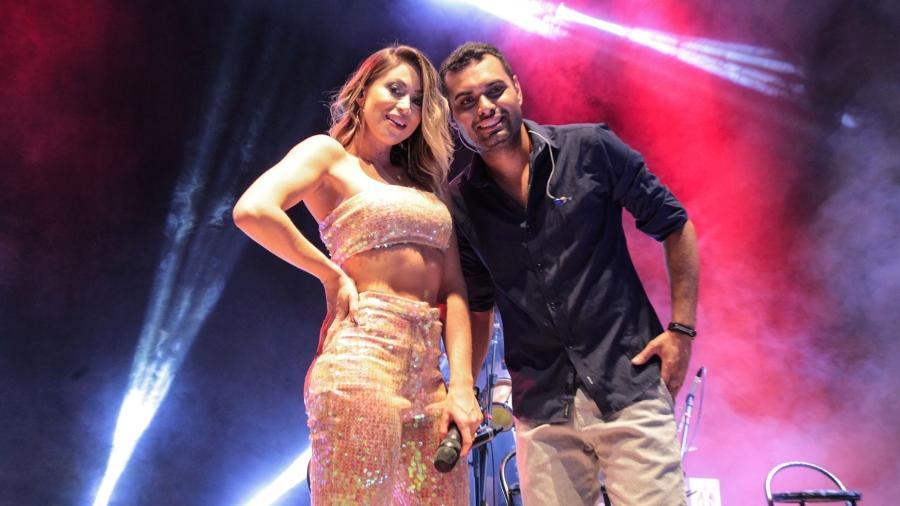 Ex-panicat Carol Narizinho vira cantora sertaneja e forma dupla com Vinícius Andrade - Dilvulgação