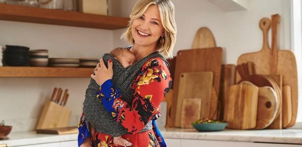 Kate Hudson diz que cria a filha com abordagem sem gênero