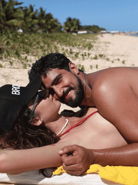 Thaila Ayala e Renato Góes - Reprodução/Instagram