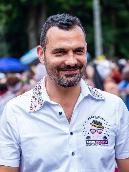 Edital foi apresentando na gestão do ex-secretário municipal de Cultura, Alê Youssef, que deixou o cargo em março  - Edson Lopes Jr/UOL
