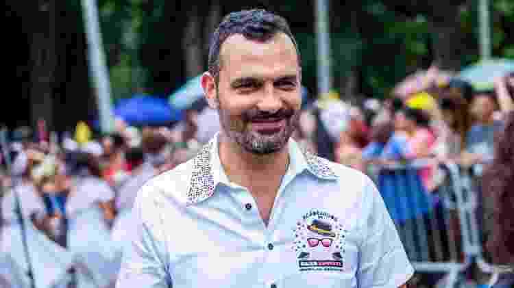 O secretário municipal de Cultura, Alê Youssef - Edson Lopes Jr/UOL - Edson Lopes Jr/UOL