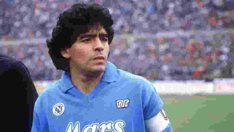 """Cena do documentário """"Diego Maradona"""" - Reprodução"""