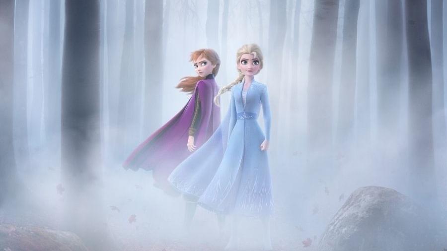 Pôster de Frozen 2 - Divulgação