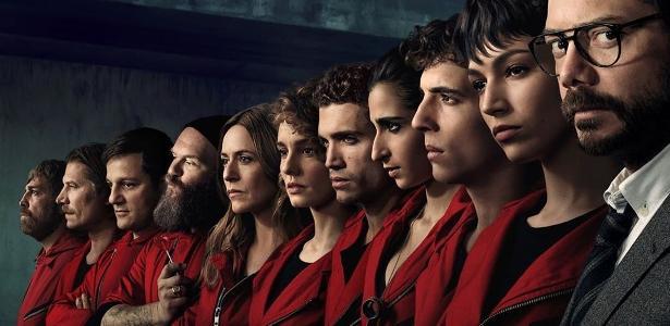Nova temporada | La Casa de Papel expõe sociedade dividida e cita o Brasil