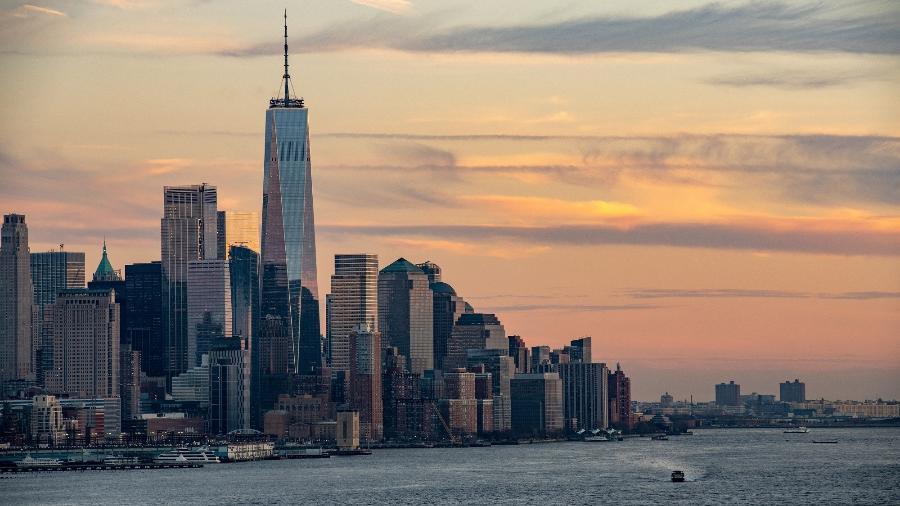 Região de Lower Manhattan, em Nova York - Julienne Schaer/NYC & Company