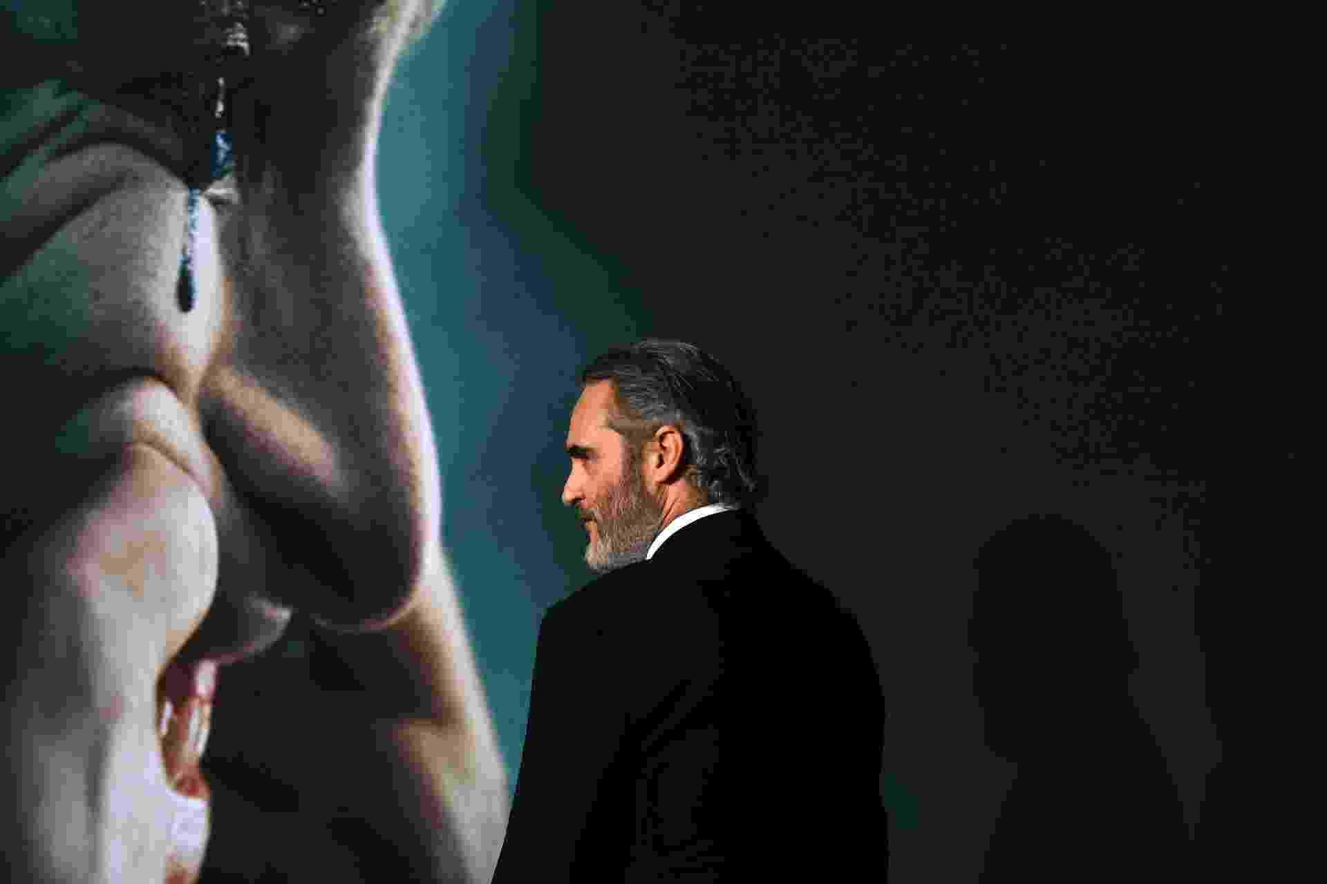 Joaquin Phoenix na premiere de Coringa em Los Angeles - Kevin Winter/Getty Images