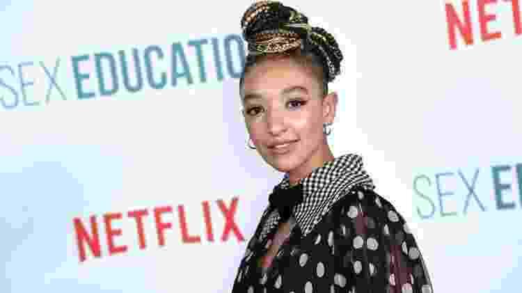 Patricia diz que a série lhe ensinou muito 'dentro e fora da tela' - Getty Images - Getty Images