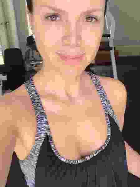 Eliana aparece sem maquiagem no Instagram - Reprodução/Instagram