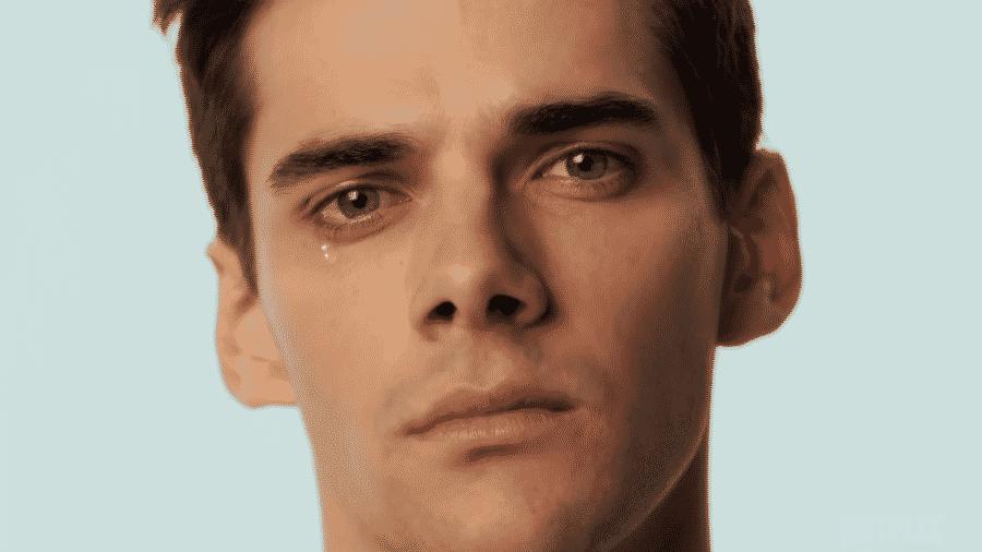 """Polo (Álvaro Rico) em cena do teaser da 3ª temporada de """"Elite"""" - Reprodução/YouTube"""