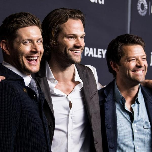 Jensen Ackles, Jared Padalecki e Misha Collins se despediram de 'Supernatural'