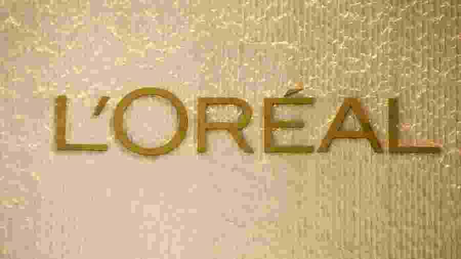 """08.05.2020 - Logo da L""""Oréal em loja em Nova York (EUA) - SOPA Images/LightRocket via Getty Images"""