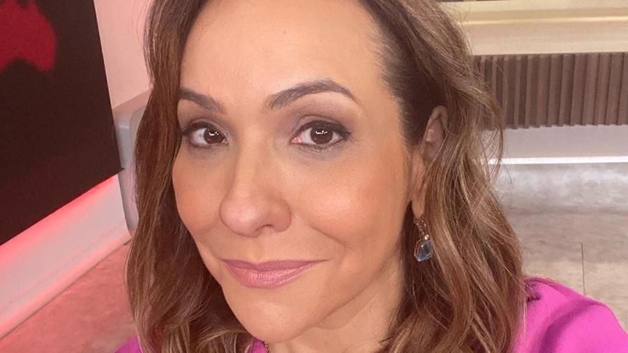 A jornalista Maria Beltrão - Reprodução/Instagram
