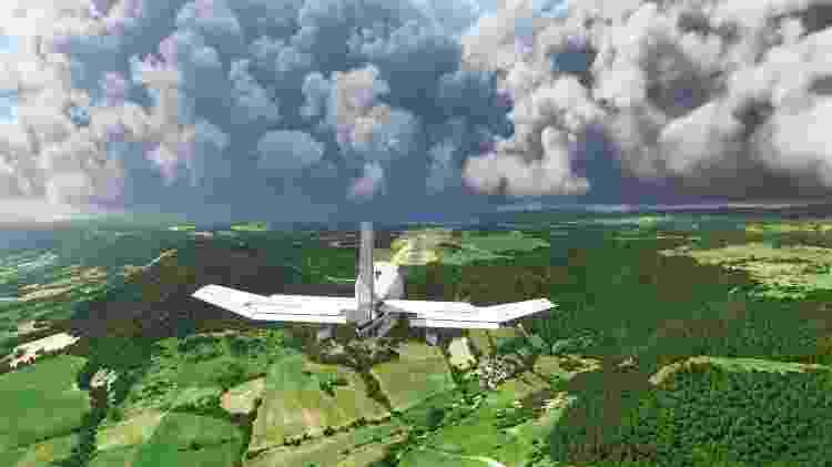 Microsoft Flight Simulator 1 - Divulgação/Microsoft - Divulgação/Microsoft