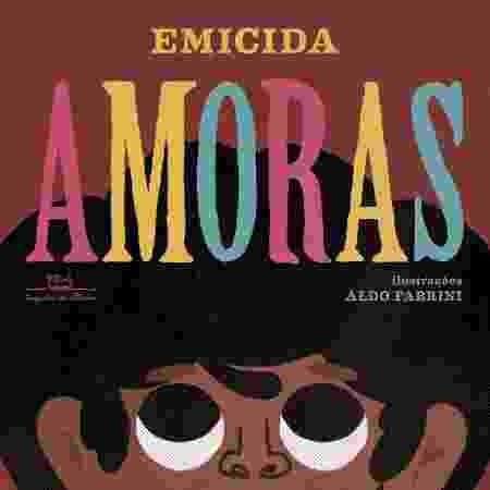 """""""Amoras"""": estreia de Emicida na literatura infantil - Divulgação - Divulgação"""