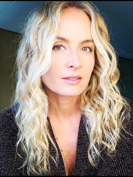 Angélica, de 46 anos - Reprodução/Instagram
