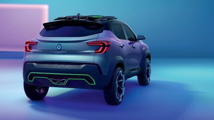 Renault Kiger 2 - Divulgação - Divulgação