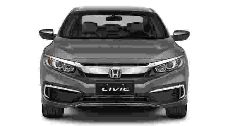 Civic LX 1 - Divulgação - Divulgação