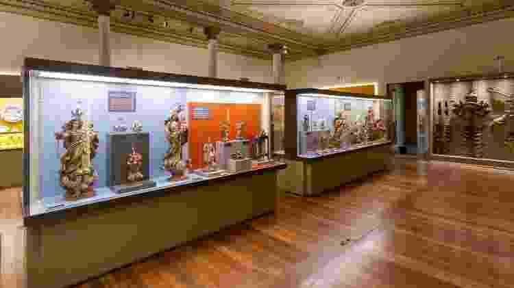 Museu Mineiro, em Belo Horizonte - Israel Crispim Jr./Acervo Secult - Israel Crispim Jr./Acervo Secult
