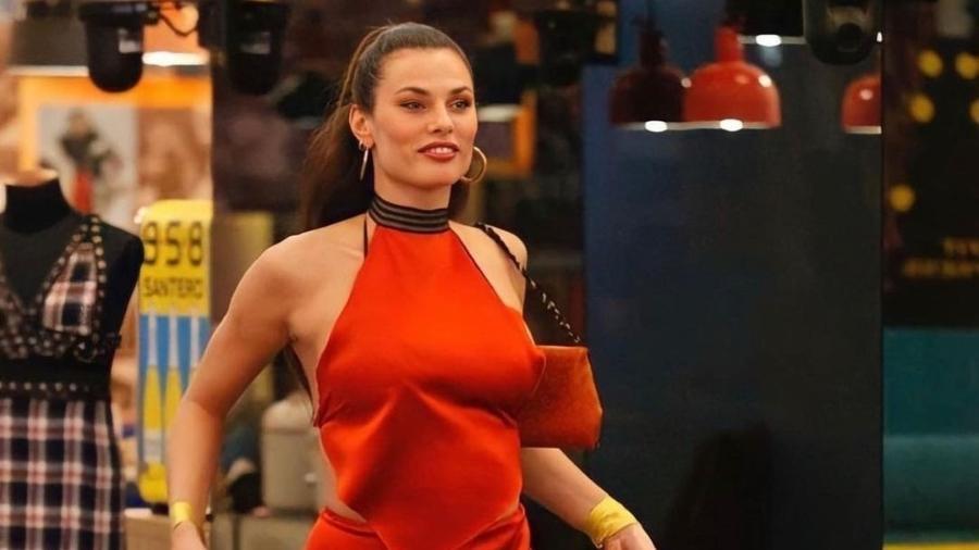 """A brasileira Dayane é a finalista do """"Big Brother Itália"""" - Reprodução/Instagram"""