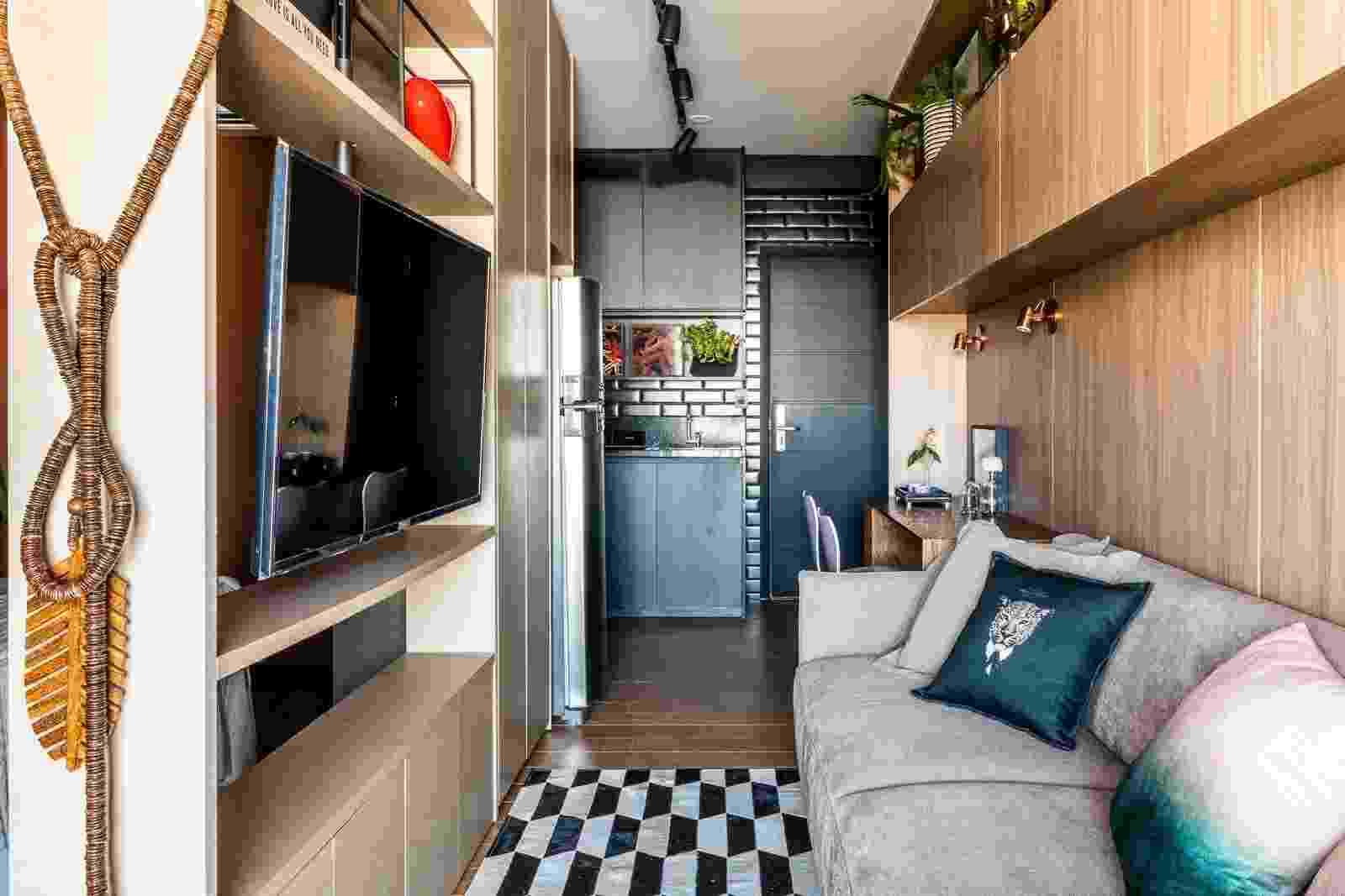 Apê de 42 m² - Brooklyn (SP) - Renato Navarro
