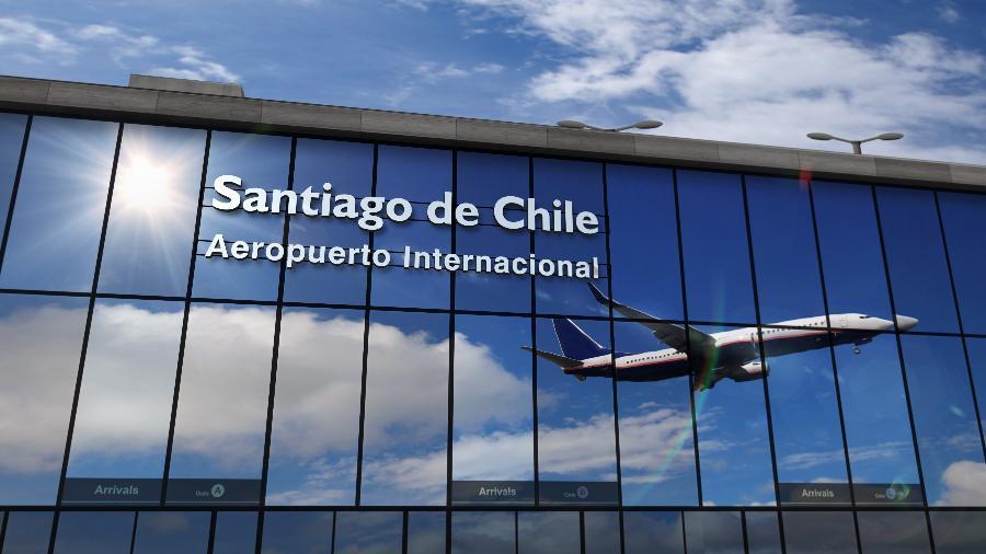 Aeroporto de Santiago, Chile - Getty Images/iStockphoto