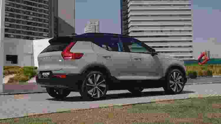 Volvo XC40 Recharge Pure Electric - Divulgação - Divulgação
