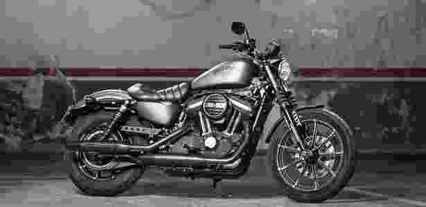 Harley-Davidson Iron 883 2016 - Divulgação - Divulgação