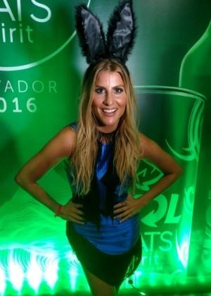 A DJ Miss Cady toca há 12 anos no Carnaval de Salvador