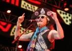Alceu Valença e Elba se apresentam no encerramento do Carnaval de Recife - Eduardo Queiroga /UOL