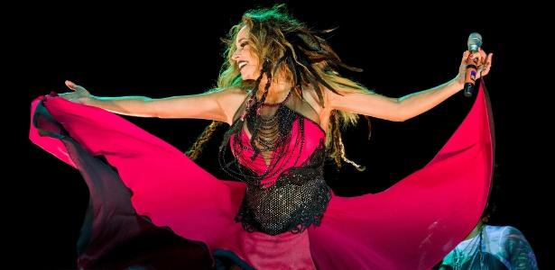 """Daniela Mercury disse que irá julgar bandas do """"SuperStar"""" baseada """"no coração"""" - Divulgação"""