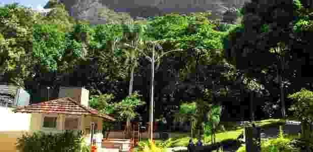Parque Estadual da Chacrinha, no Rio de Janeiro - Alexandre Macieira/Riotur - Alexandre Macieira/Riotur