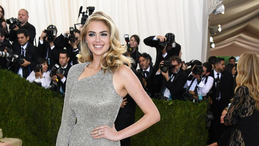A modelo Kate Upton - Getty Images