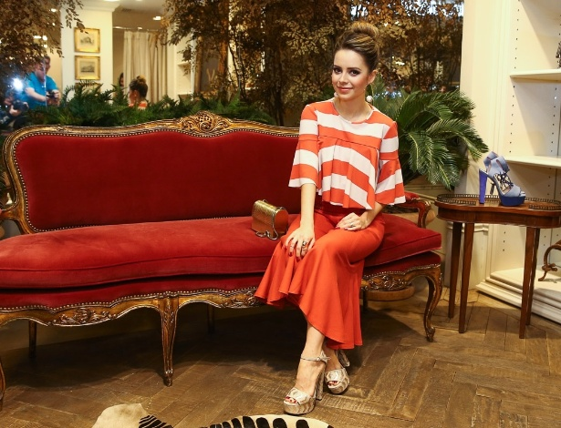 Sandy fala como mantém o casamento fora da rotina - Manuela Scarpa/Brazil News