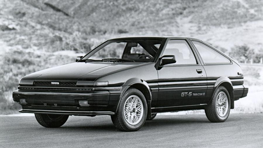 Rara, versão GT-S Liftback e até hoje um dos Corollas mais esportivos que já existiu - Divulgação