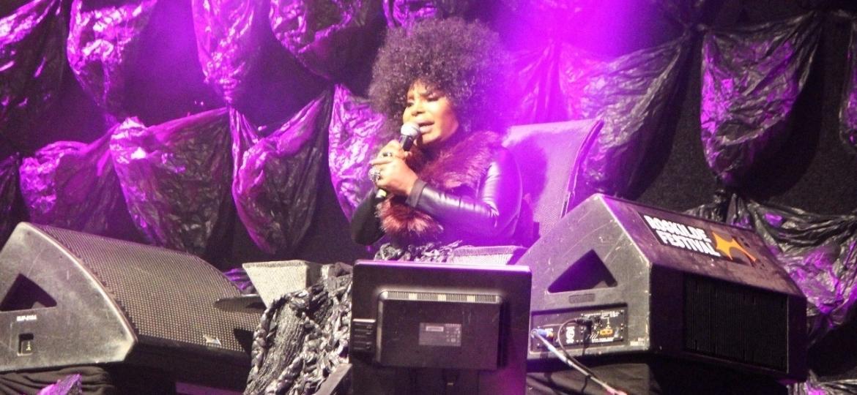 Elza Soares se apresenta no festival de Roskilde, na Dinamarca - Felipe Branco Cruz/UOL