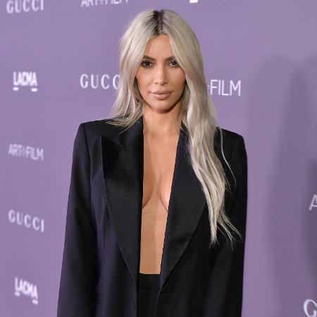Kim Kardashian se comoveu com a história de Cyntoia Brown - Getty Images