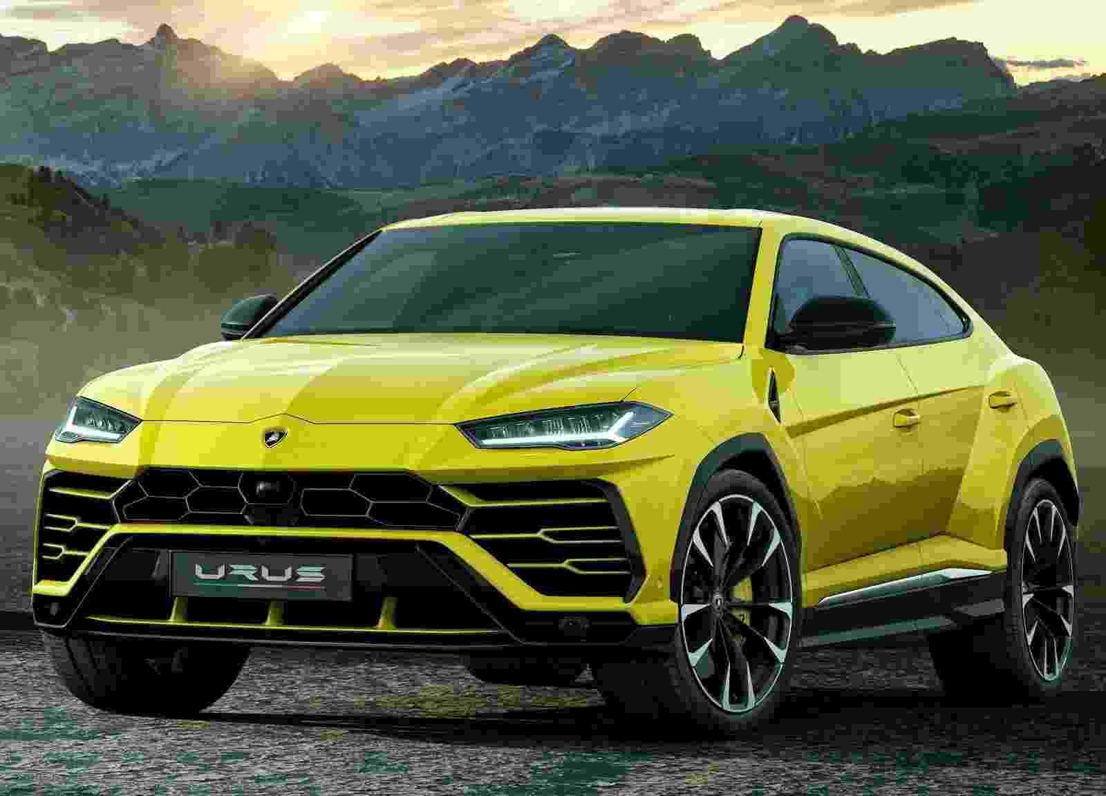 Lamborghini Urus 2019 - Divulgação