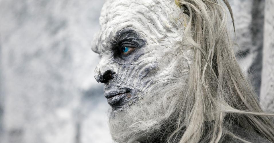 O dia chega ao fim e os White Walkers invadem os corredores da CCXP