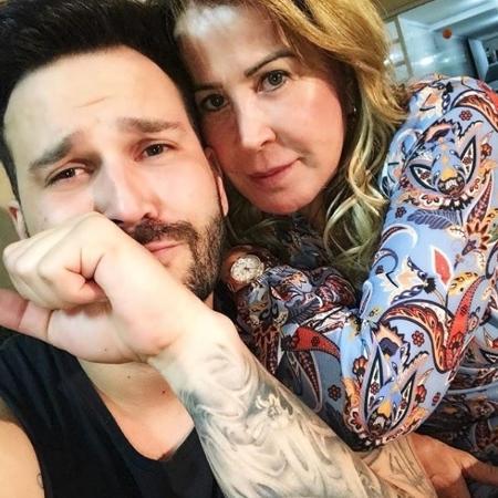 Zilu ao lado de seu novo namorado, o fotógrafo Marco Ruggiero - Reprodução/Instagram