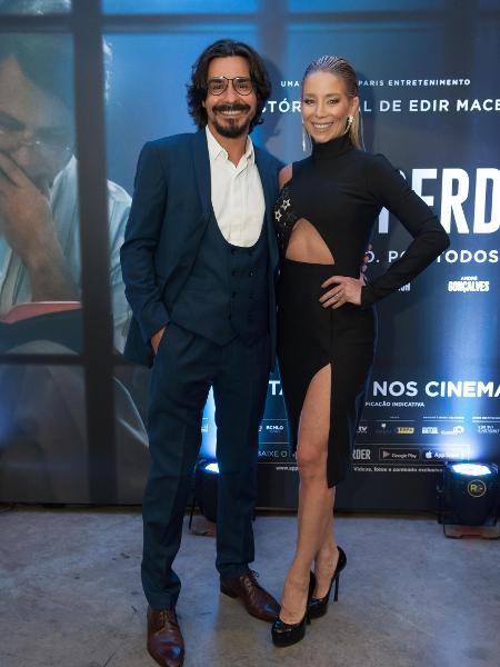 André Gonçalves e Dani Winits - Samuel Chaves/Brazil News