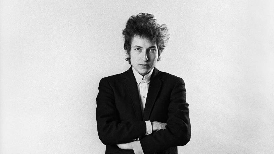 O compositor e cantor Bob Dylan - Reprodução