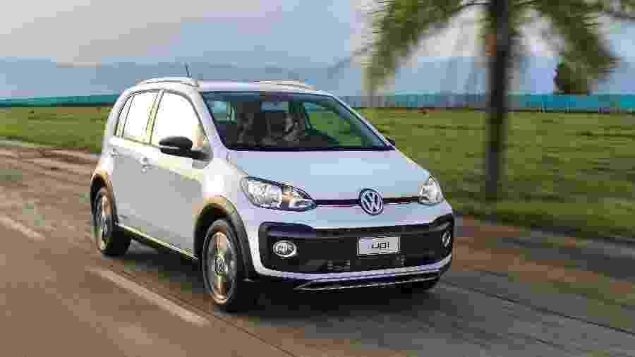 Volkswagen Up Xtreme 1 - Divulgação